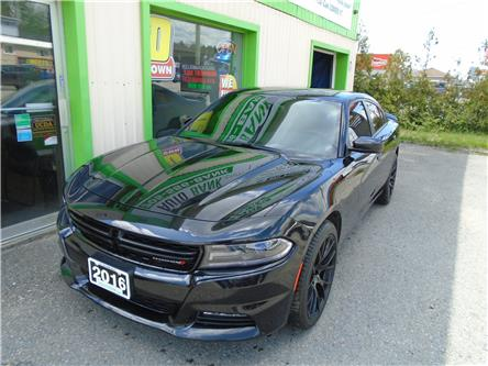 2016 Dodge Charger SXT (Stk: ) in Sudbury - Image 2 of 6