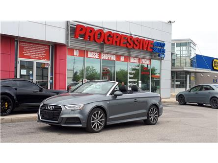 2017 Audi A3 2.0T Technik (Stk: H1071124) in Sarnia - Image 1 of 14