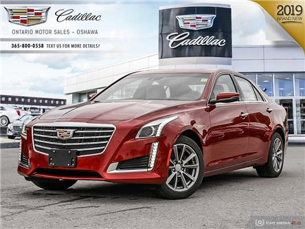 2019 Cadillac CTS 3.6L Luxury (Stk: 9101869) in Oshawa - Image 1 of 19