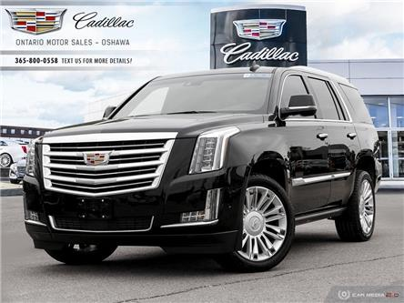 2019 Cadillac Escalade Platinum (Stk: 105836A) in Oshawa - Image 1 of 36