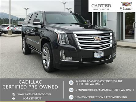 2017 Cadillac Escalade Platinum (Stk: 972360) in North Vancouver - Image 1 of 26