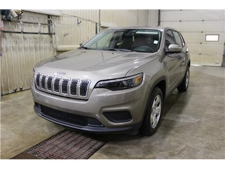 2019 Jeep Cherokee Sport (Stk: KT073) in Rocky Mountain House - Image 1 of 25