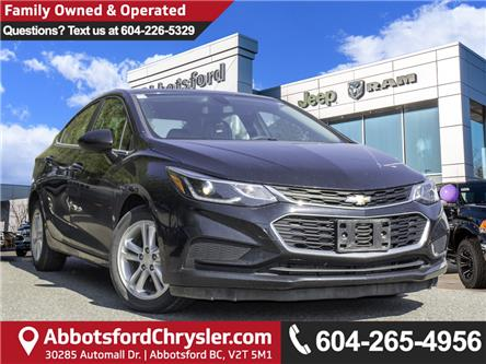 2017 Chevrolet Cruze LT Auto (Stk: AB0827A) in Abbotsford - Image 1 of 23