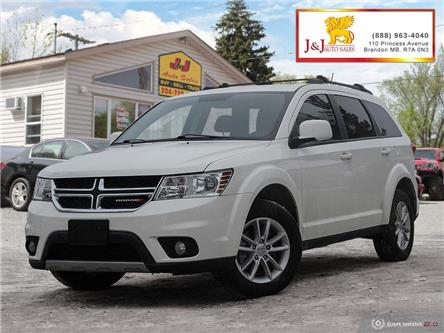 2017 Dodge Journey SXT (Stk: J18130) in Brandon - Image 1 of 27