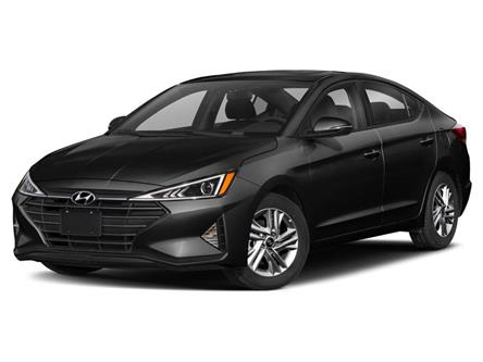 2020 Hyundai Elantra Preferred w/Sun & Safety Package (Stk: EA20002) in Woodstock - Image 1 of 9