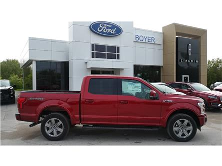 2019 Ford F-150 Lariat (Stk: F1270) in Bobcaygeon - Image 1 of 22
