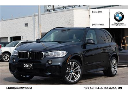 2017 BMW X5 xDrive35d (Stk: P5867) in Ajax - Image 1 of 22