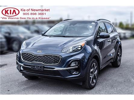 2020 Kia Sportage EX Tech (Stk: 200042) in Newmarket - Image 1 of 22