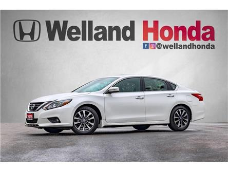 2016 Nissan Altima 2.5 (Stk: U6625) in Welland - Image 1 of 30
