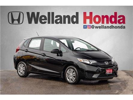 2015 Honda Fit LX (Stk: U19095A) in Welland - Image 1 of 23