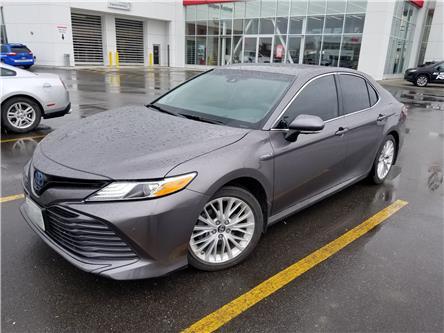2018 Toyota Camry Hybrid XLE (Stk: 069E1284) in Ottawa - Image 1 of 23