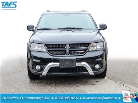2017 Dodge Journey Crossroad (Stk: S1099) in Toronto - Image 2 of 26