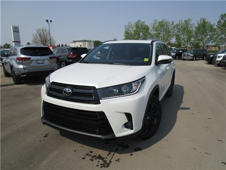 2019 Toyota Highlander XLE AWD SE Package (Stk: 199161) in Moose Jaw - Image 1 of 39