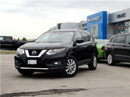 2019 Nissan Rogue SV (Stk: N13397) in Newmarket - Image 1 of 27