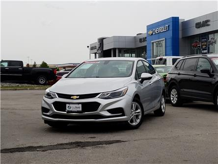 2018 Chevrolet Cruze LT Auto (Stk: N13427) in Newmarket - Image 1 of 29