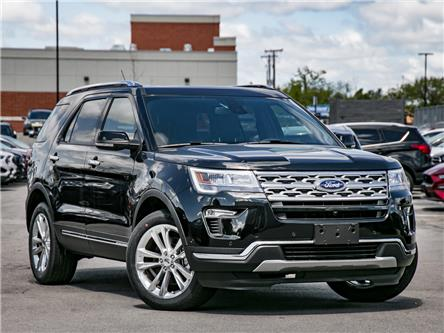 2019 Ford Explorer Limited (Stk: 190036) in Hamilton - Image 1 of 30