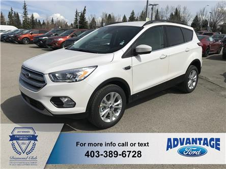 2019 Ford Escape SEL (Stk: K-686) in Calgary - Image 1 of 5