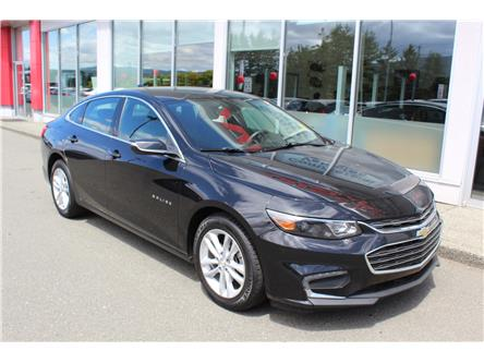 2018 Chevrolet Malibu LT (Stk: P0171) in Nanaimo - Image 1 of 9