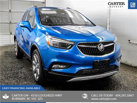 2018 Buick Encore Essence (Stk: E8-82120) in Burnaby - Image 1 of 7