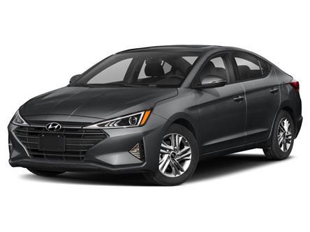 2020 Hyundai Elantra Luxury (Stk: N21162) in Toronto - Image 1 of 9