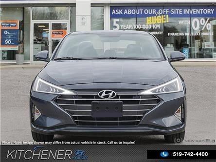 2020 Hyundai Elantra Preferred w/Sun & Safety Package (Stk: 58989) in Kitchener - Image 2 of 23