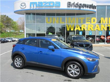 2017 Mazda CX-3 GX (Stk: ) in Hebbville - Image 1 of 30