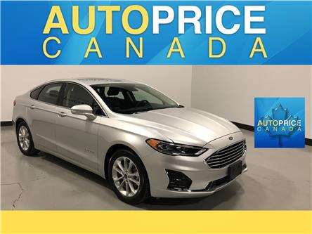 2019 Ford Fusion Hybrid SEL (Stk: D0301) in Mississauga - Image 1 of 29