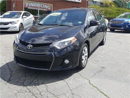 2014 Toyota Corolla S (Stk: ) in Dartmouth - Image 1 of 15