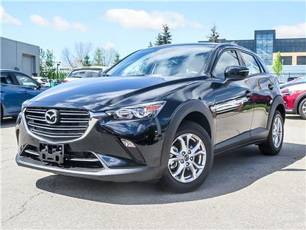 2019 Mazda CX-3 GS (Stk: T6618) in Waterloo - Image 1 of 19