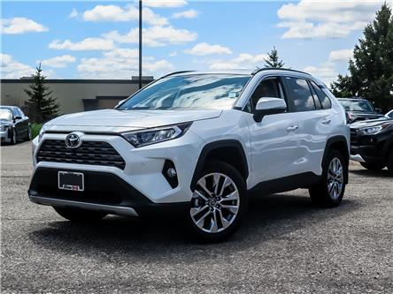 2019 Toyota RAV4 Limited (Stk: 95141) in Waterloo - Image 1 of 20