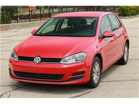 2015 Volkswagen Golf 1.8 TSI Trendline (Stk: 1901036) in Waterloo - Image 1 of 24