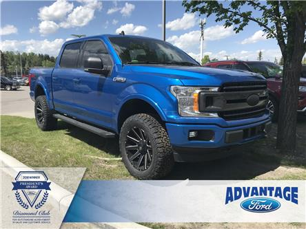 2019 Ford F-150 XLT (Stk: K-192) in Calgary - Image 1 of 9