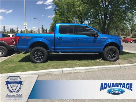 2019 Ford F-150 XLT (Stk: K-192) in Calgary - Image 2 of 9