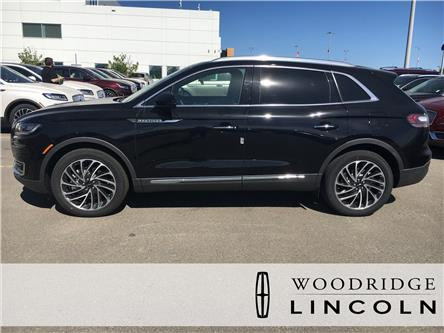 2019 Lincoln Nautilus Reserve (Stk: K-1802) in Calgary - Image 2 of 6