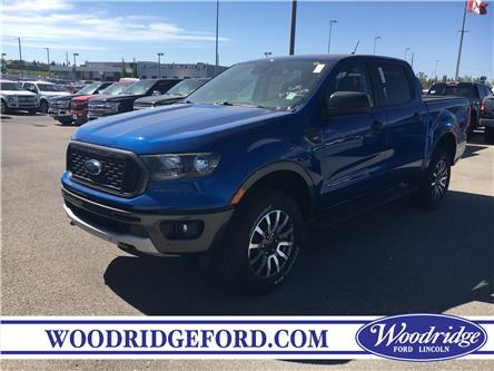 2019 Ford Ranger XLT (Stk: K-2082) in Calgary - Image 1 of 5