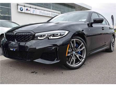 2020 BMW M340 i xDrive (Stk: 0F54521) in Brampton - Image 1 of 12