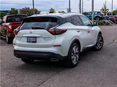 2019 Nissan Murano SL (Stk: KN116577) in Cobourg - Image 2 of 6