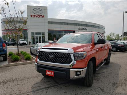 2018 Toyota Tundra SR5 Plus 5.7L V8 (Stk: P1794) in Whitchurch-Stouffville - Image 1 of 17