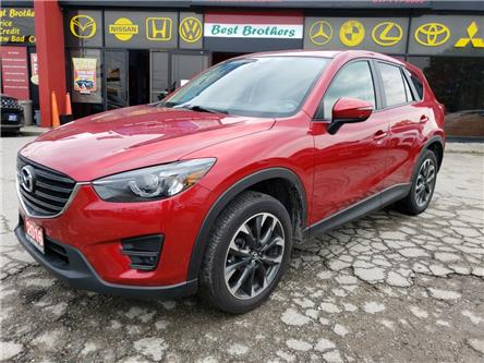 2016 Mazda CX-5 GT (Stk: 744387) in Toronto - Image 1 of 18