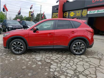 2016 Mazda CX-5 GT (Stk: 744387) in Toronto - Image 2 of 18