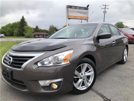 2013 Nissan Altima 2.5 SV (Stk: -) in Kemptville - Image 1 of 29