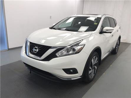 2016 Nissan Murano Platinum (Stk: 205998) in Lethbridge - Image 1 of 28