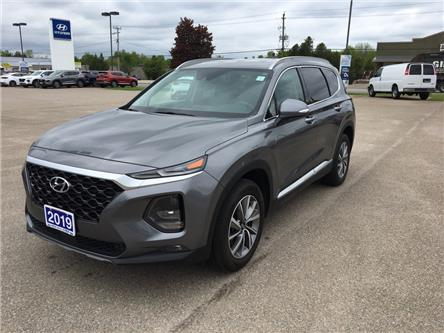 2019 Hyundai Santa Fe Preferred 2.4 (Stk: 9475) in Smiths Falls - Image 1 of 11