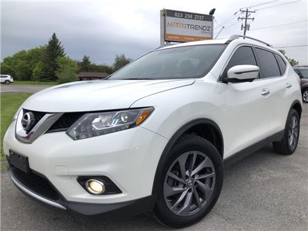 2016 Nissan Rogue SL Premium (Stk: -) in Kemptville - Image 1 of 28