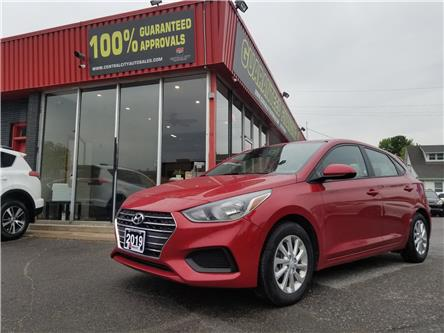 2019 Hyundai Accent Preferred (Stk: DE19365) in Ottawa - Image 1 of 14