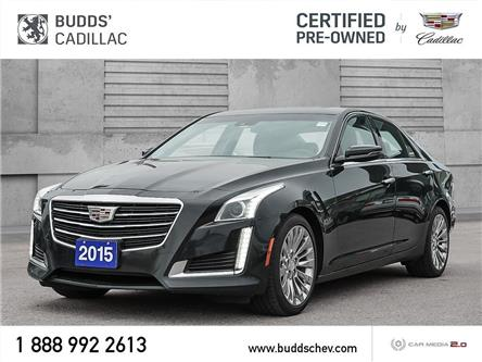 2015 Cadillac CTS 3.6L Luxury (Stk: AT7008LA) in Oakville - Image 1 of 25