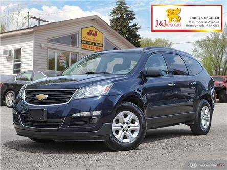2015 Chevrolet Traverse LS (Stk: J19037) in Brandon - Image 1 of 27