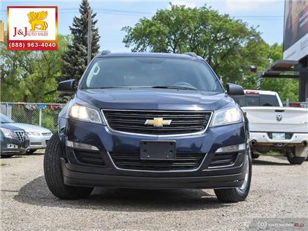 2015 Chevrolet Traverse LS (Stk: J19037) in Brandon - Image 2 of 27
