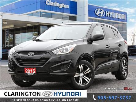 2015 Hyundai Tucson GL (Stk: U885) in Clarington - Image 1 of 25
