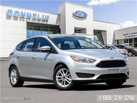 2018 Ford Focus SE (Stk: DR2235DT) in Ottawa - Image 1 of 27